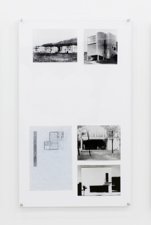 New House Colony, 2010-2012|Zeichnungen, Fotos,|111 x 68 cm